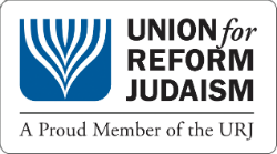 We are a proud member of the Union for Reform Judaism
